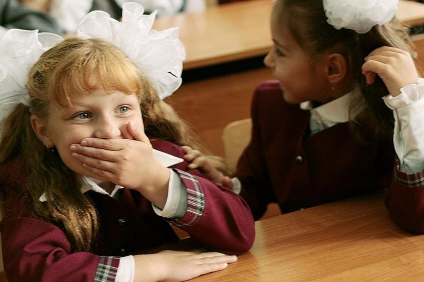 Прикольные, картинки детей в классе смешной