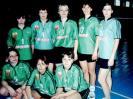 Женская волейбольная команда УПТ
