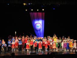 Фестиваль творчества детей